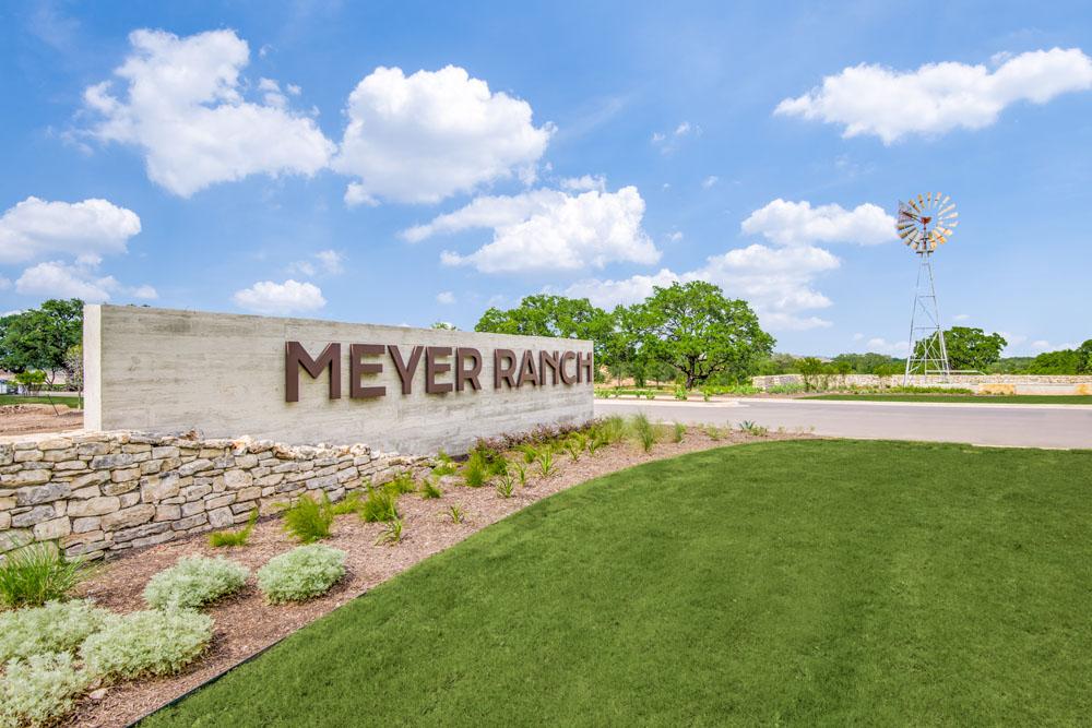 Meyer Ranch Sign
