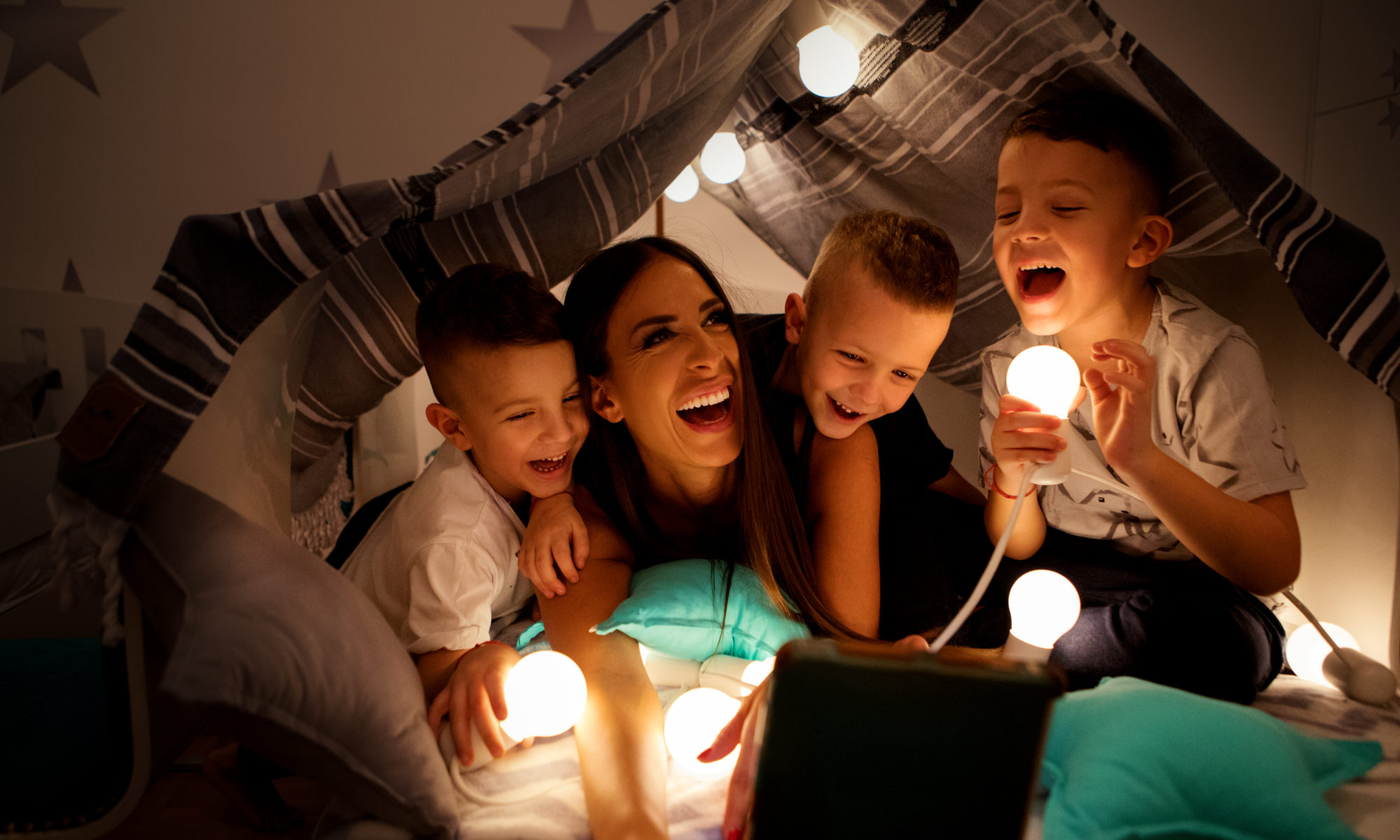 Ideas for Fun Family Activities at Home